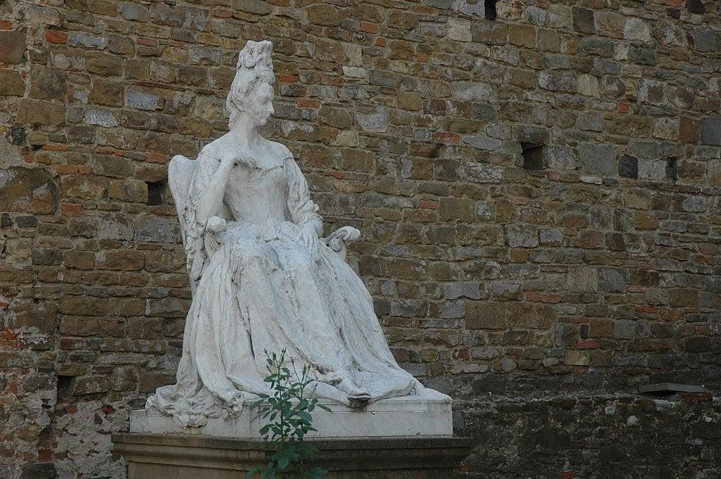 Ana María Luisa de Médici, la gran mecenas de Florencia