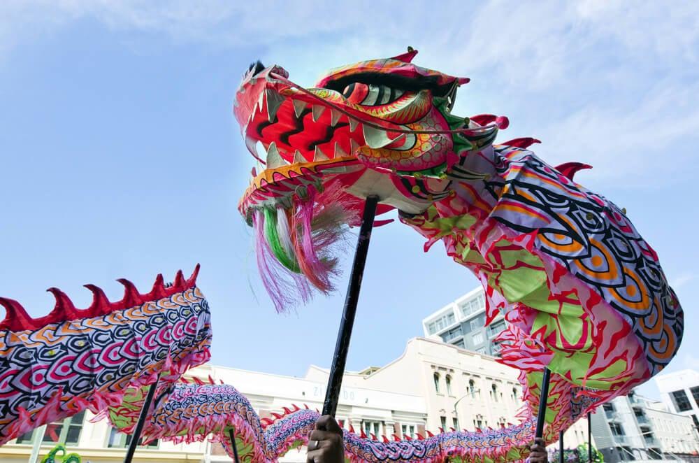 Dragón chino