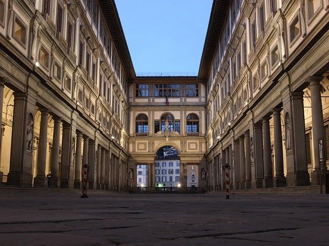 Las maravillas de la Galería Uffizi de Florencia