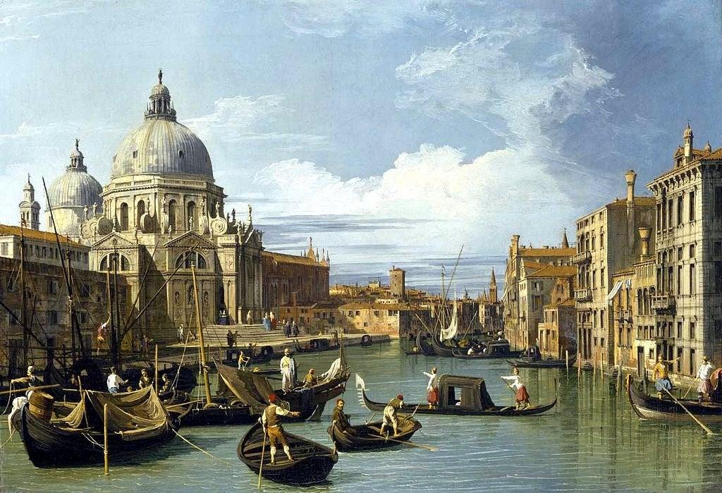 Pintura veneciana: nuevo estilo a partir de la Antigüedad clásica