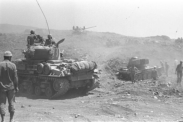 La guerra de los Seis Días: la inflexión en la historia israelí