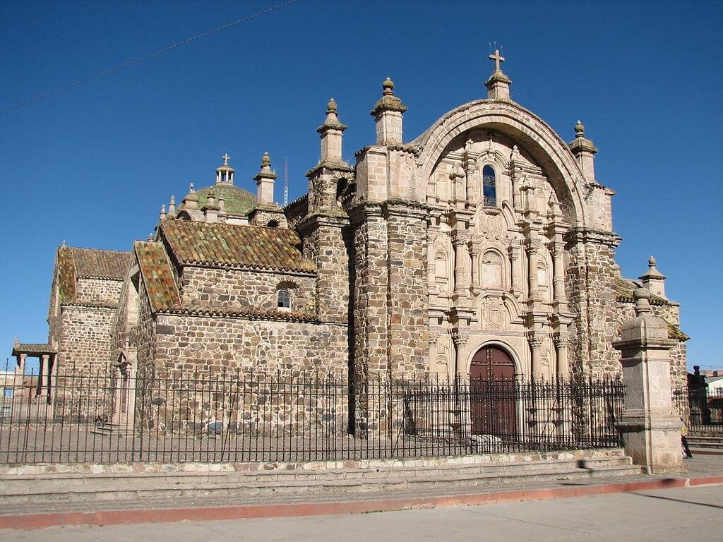 Iglesia de la Inmaculada Concepcion de Lampa