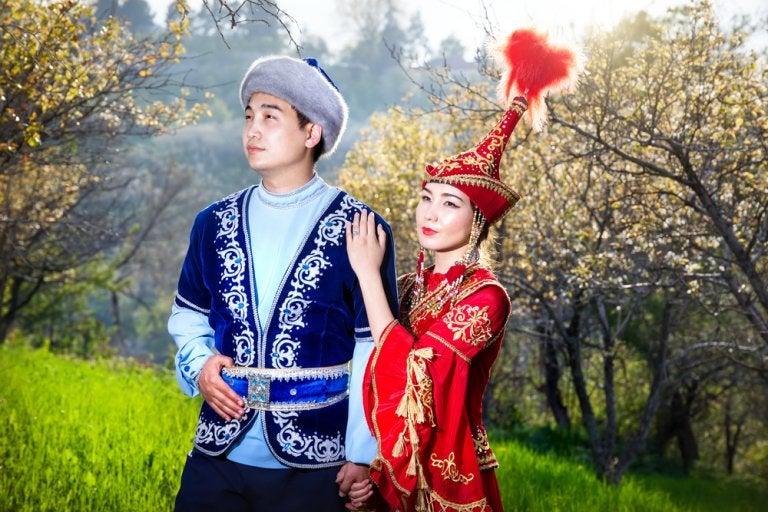 Algunos tipos de matrimonio en Asia Central