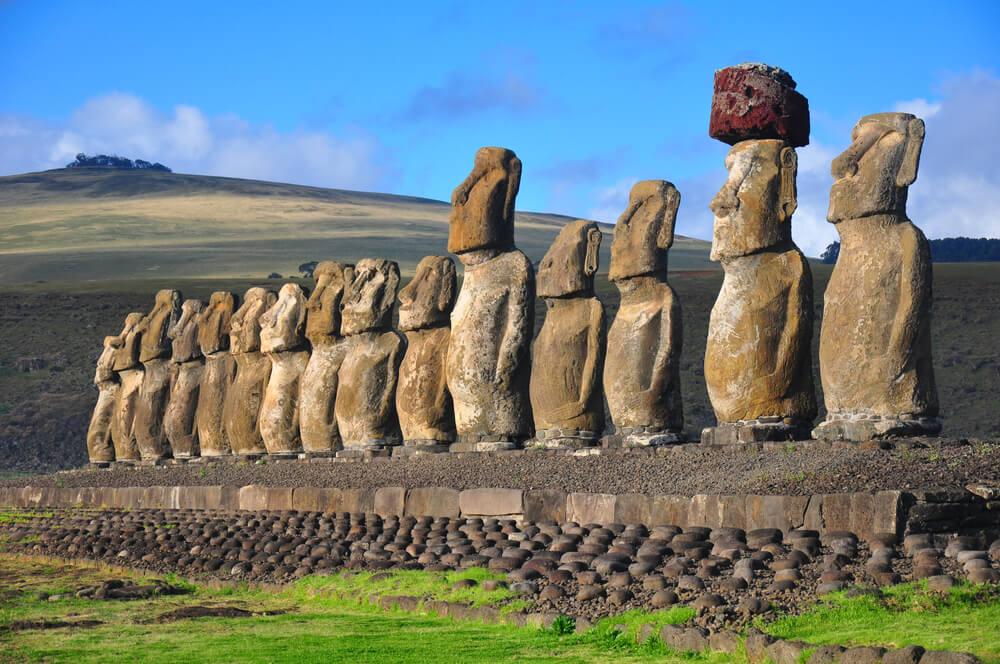 Isla de Pascua en Chile: misterio y belleza