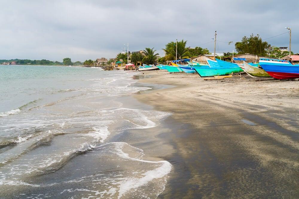 Playa de Mompiche