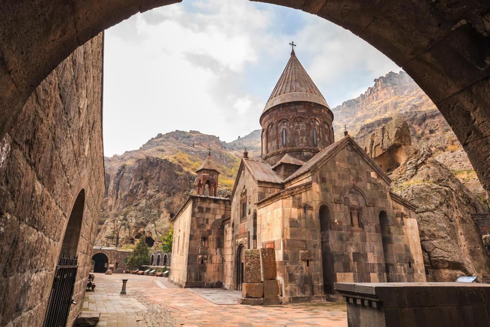 Monasterio de Geghard