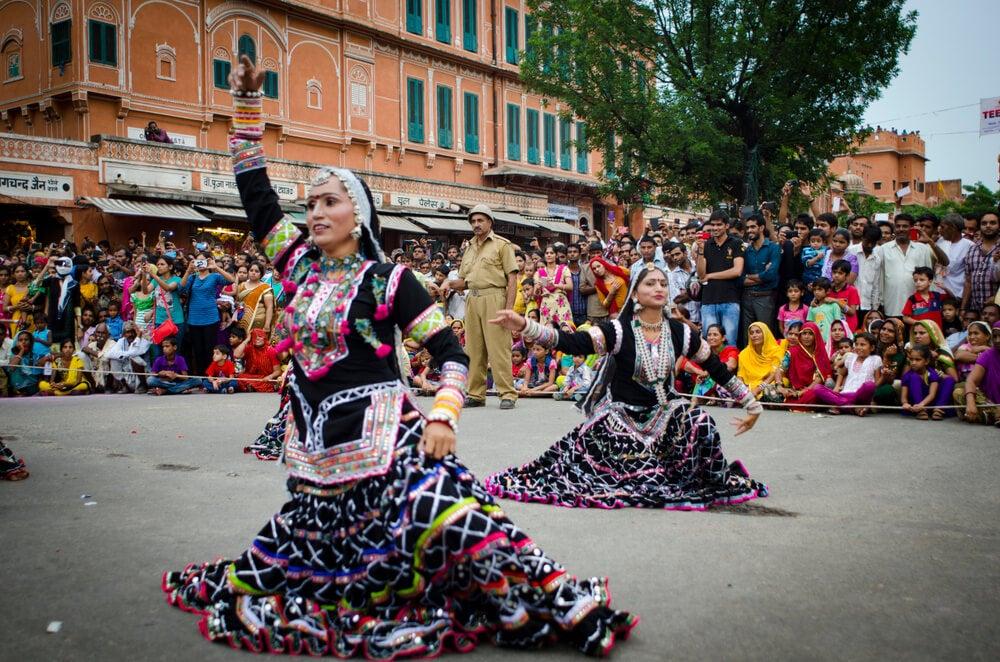 Teej en la India: un festival único para las mujeres