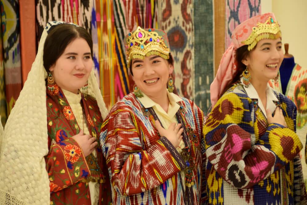 Mujeres de Uzbekistán