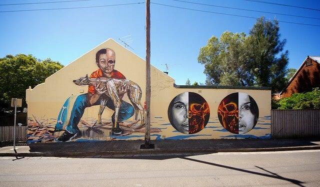 Mural de Fintan Magee
