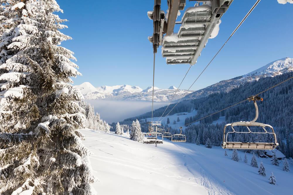 Disfruta de unas vacaciones de esquí en Morzine