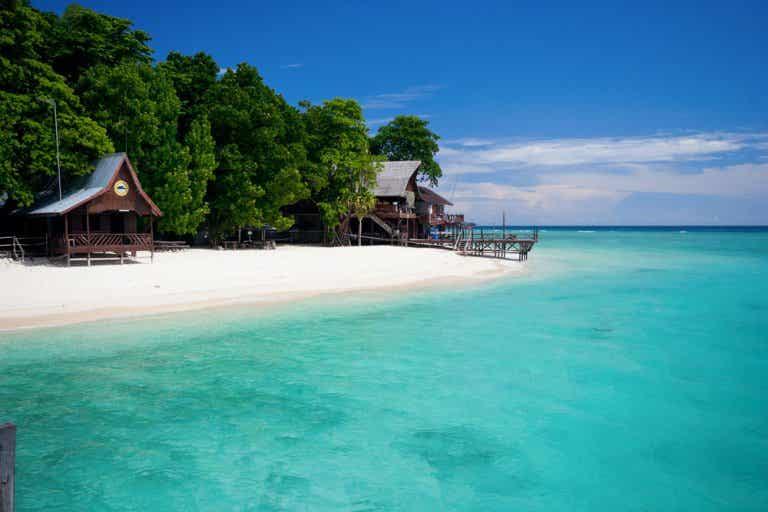 La isla de Sipadan y sus maravillosas actividades acuáticas