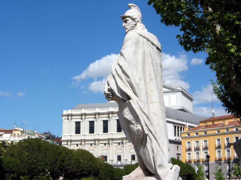 Los godos: historia en la época de las invasiones bárbaras