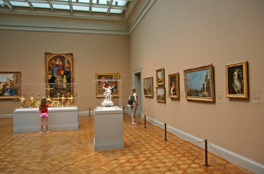 Sala del Instituto de Arte de Chicago