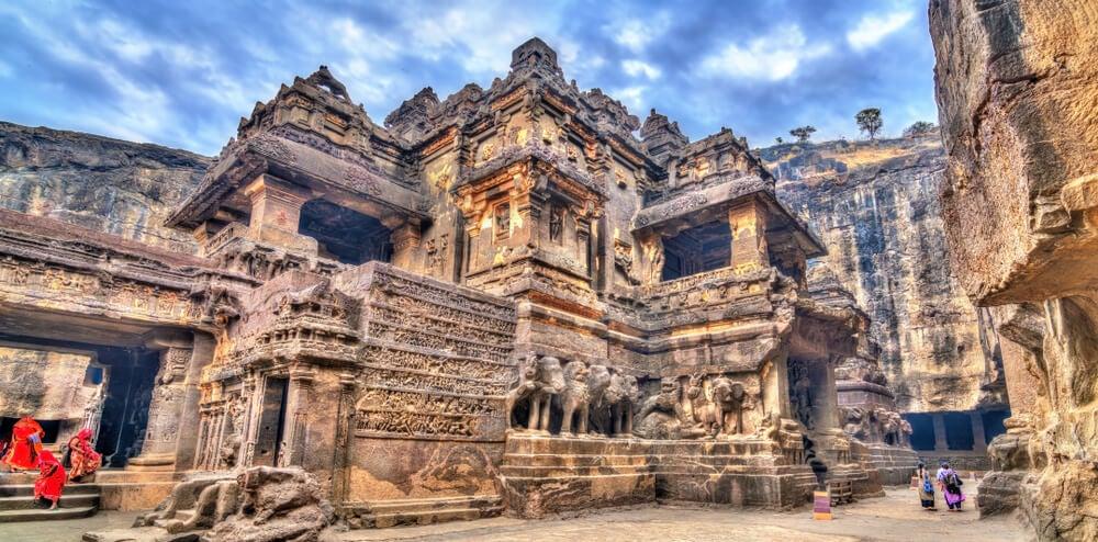El estilo arquitectónico en los templos hindúes
