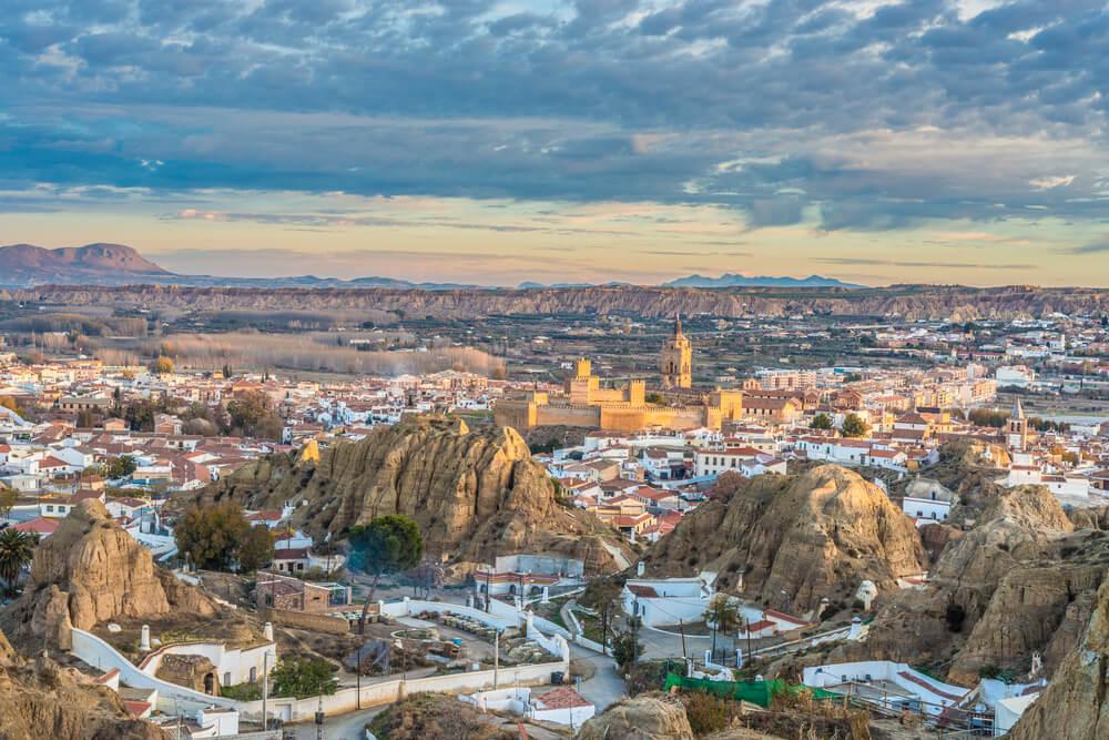 Guadix, uno de los pueblos más bonitos de Granada