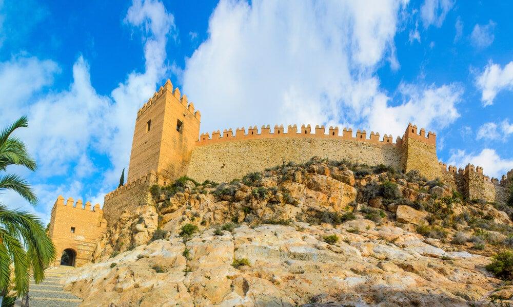 Un paseo por el Conjunto de la Alcazaba de Almería