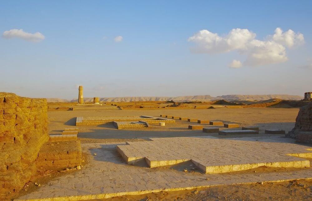 Visitamos Amarna, la ciudad de Ajenatón