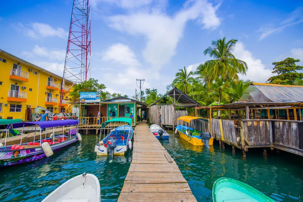 Barcas turísticas