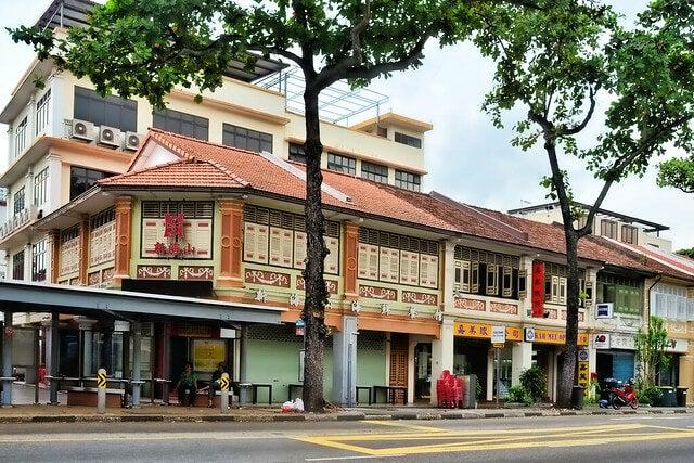 Calle de Tiong Bahru