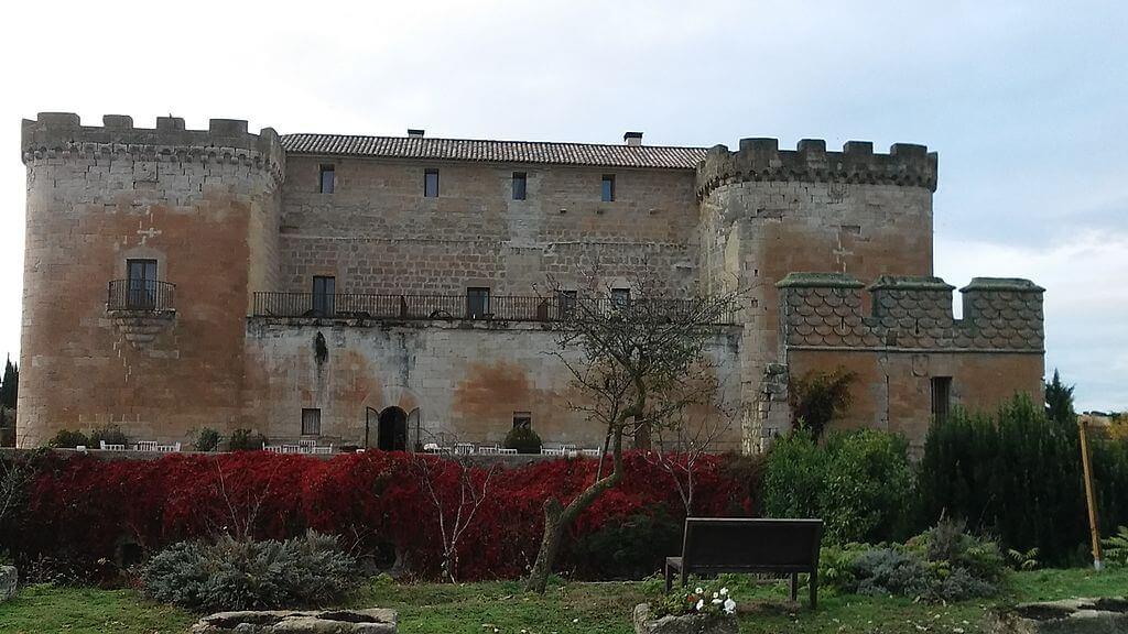 Castillo del Buen Amor uno de los castillos con leyendas