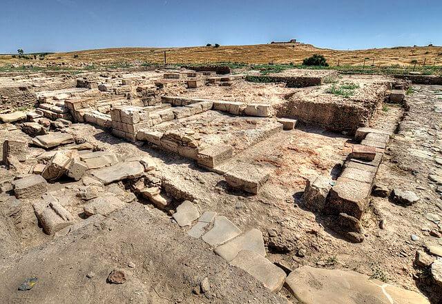 Cástulo: la joya de la arqueología íbera