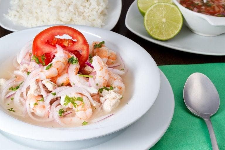 Lo mejor de la gastronomía ecuatoriana
