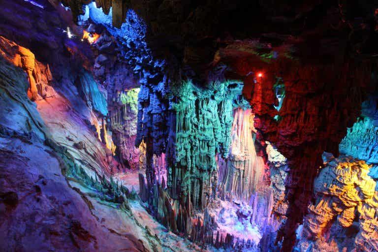 Las cuevas más asombrosas del planeta