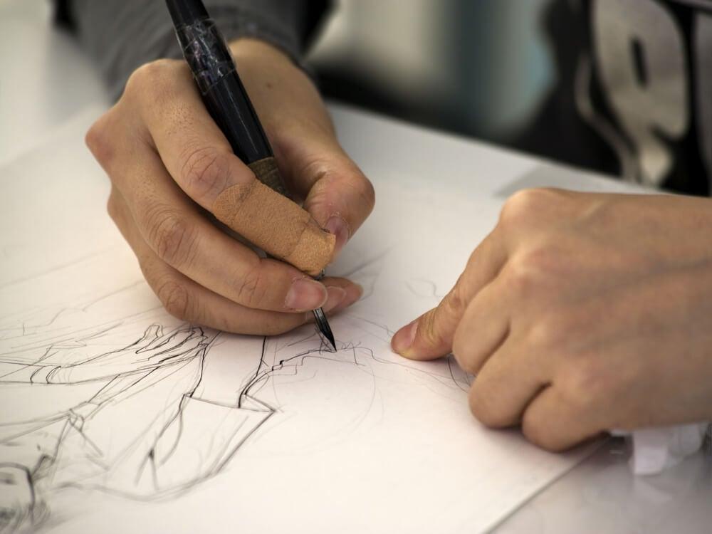 Dibujante de manga