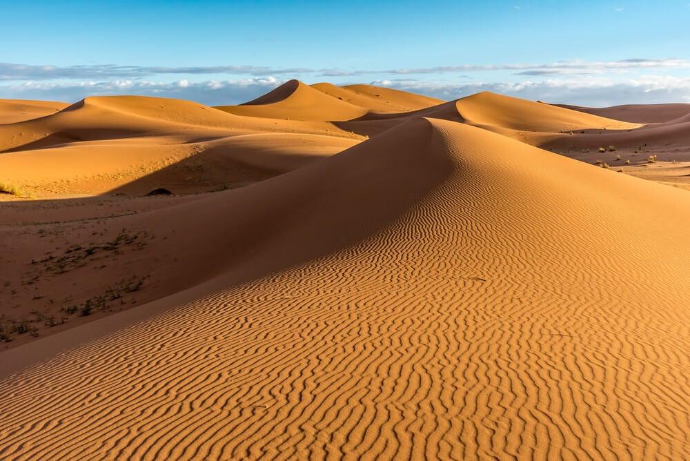 El Sahara: el desierto no polar más grande del mundo