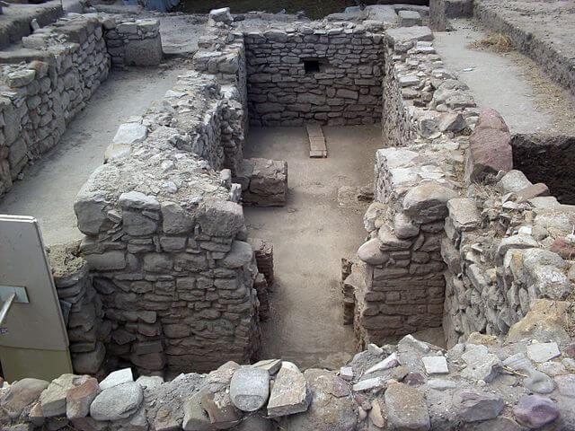Edificio basilical de Cástulo