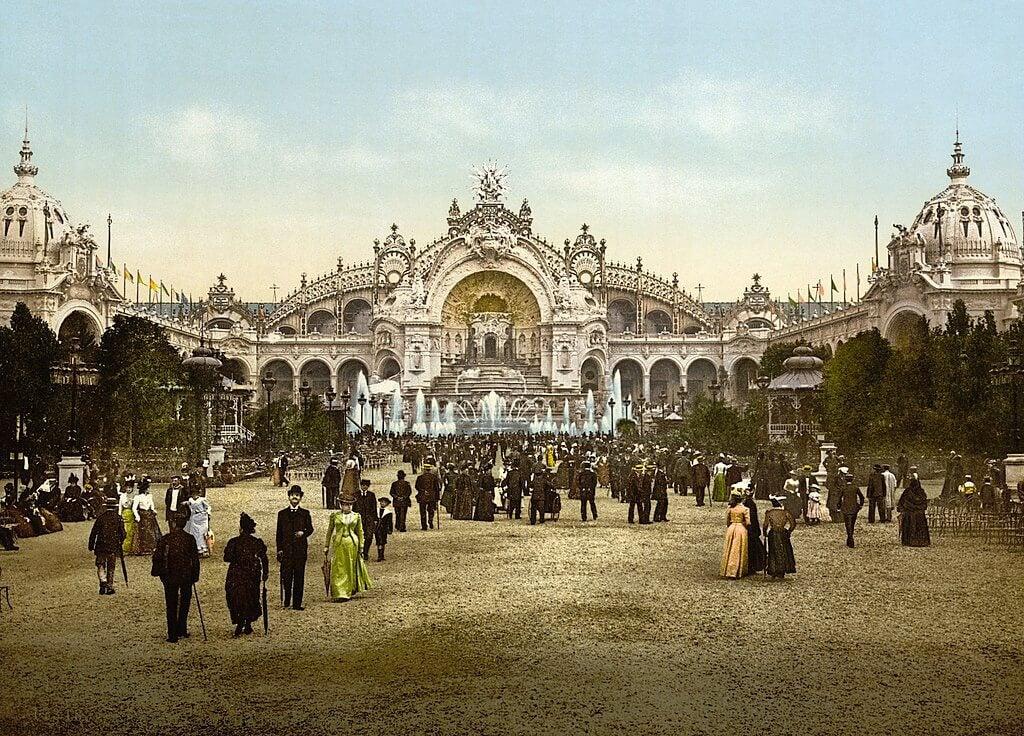 Exposición Universal de París de 1900
