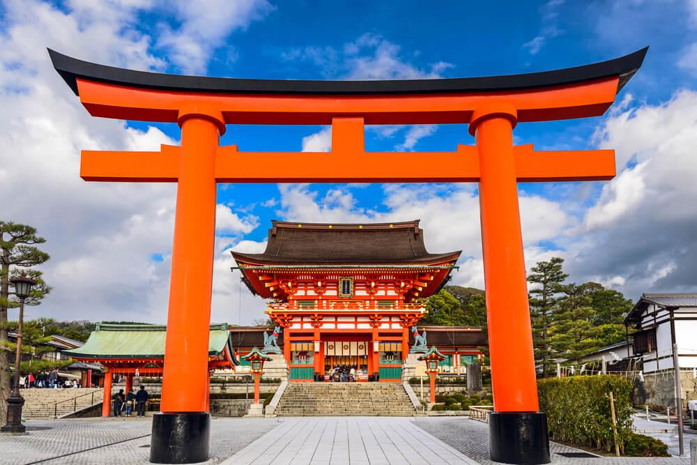 Los santuarios sintoístas más bonitos de Kioto