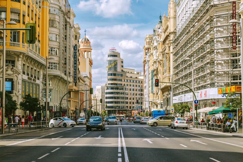El concepto de gran vía en España y su evolución