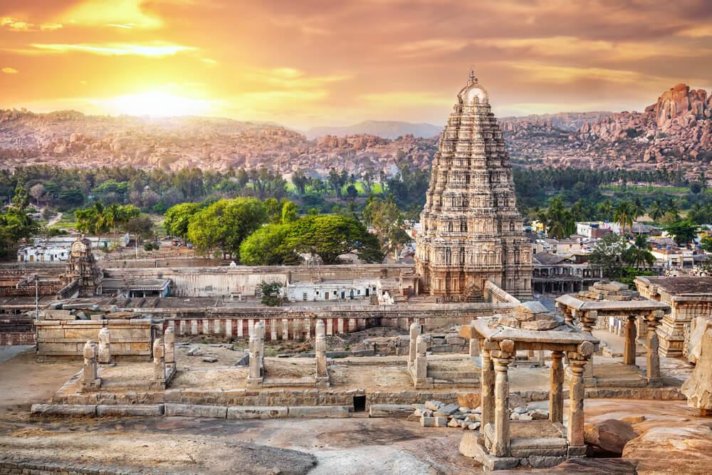 La historia del Imperio vijayanagara de la India