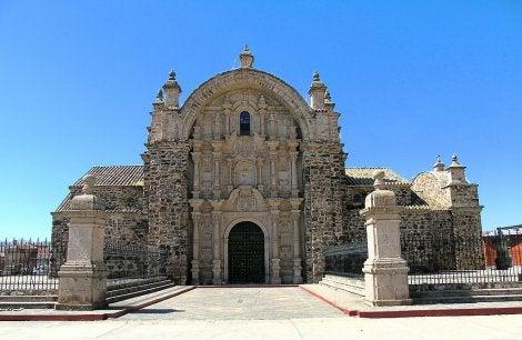 Iglesia de la Inmaculada Concepción de Lampa