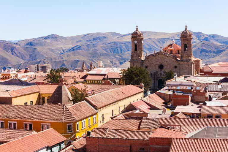 Edificios promovidos por el virrey Toledo en Perú