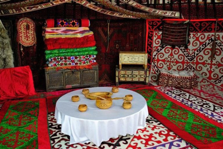 La hospitalidad en los países de Asia Central