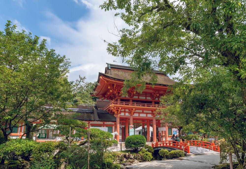 Santuario Kamigamo Jinja