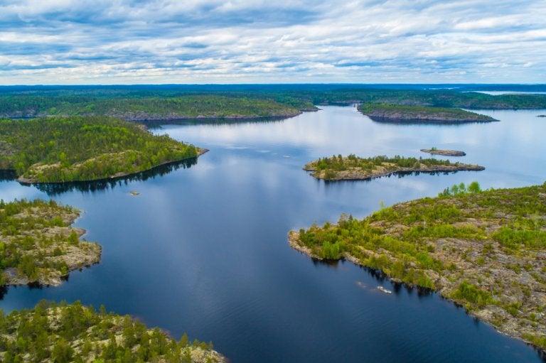 Ladoga: el lago más grande de Europa