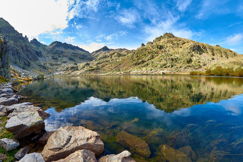 Laguna de Gredos, lugar de estudio del clima en España