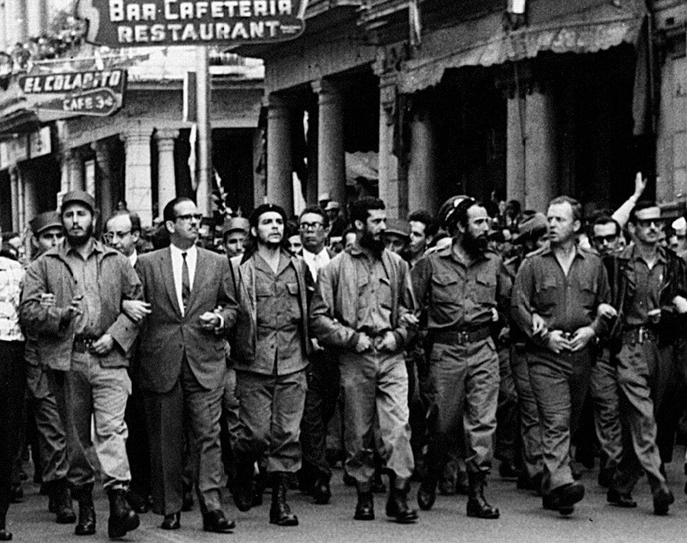 Líderes revolucionarios