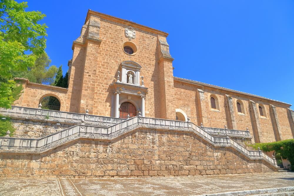 Visitamos el Monasterio de la Cartuja de Granada