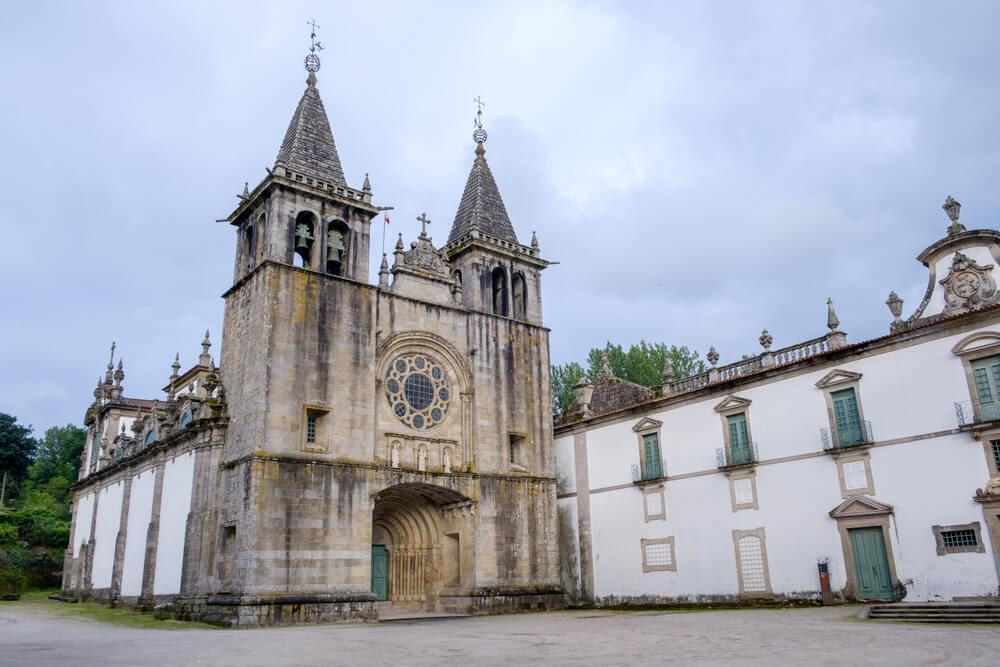 Monasterio de Pombeiro