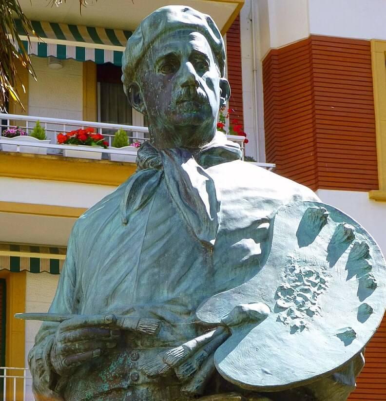 Monumento a Ignacio Zuloaga