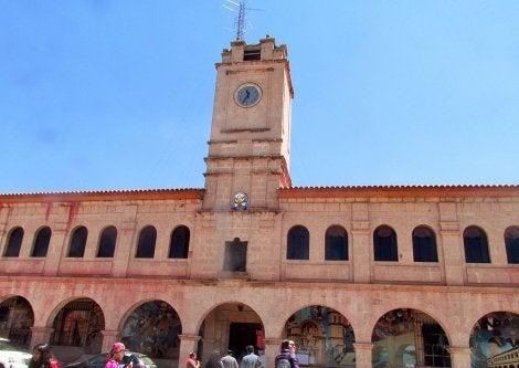 Palacio de la Municipalidad