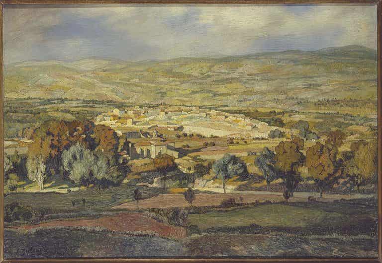 La España vacía a través de los pinceles de Ignacio Zuloaga