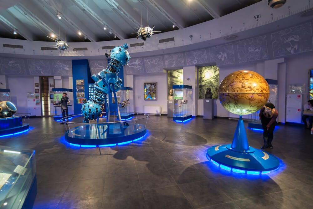 Planetario de Moscú