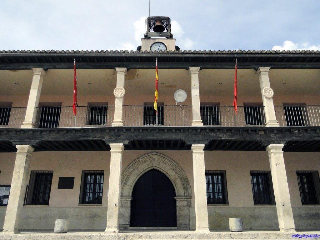 Antiguo pósito de Torrelaguna