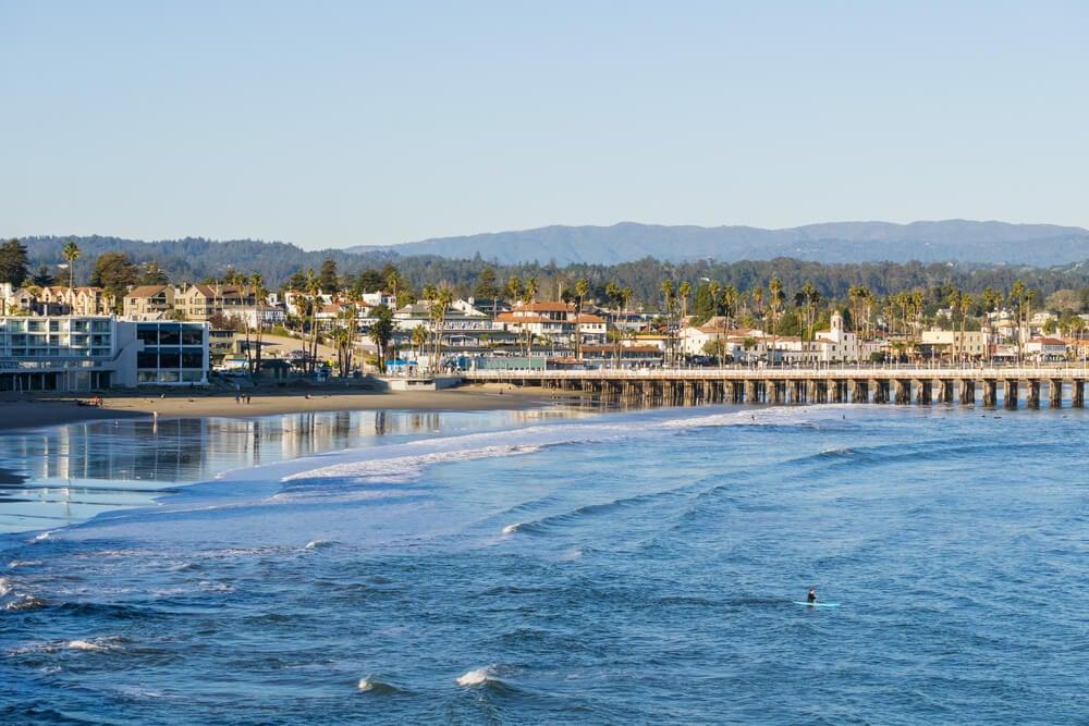 Qué hacer en la ciudad de Santa Cruz, California