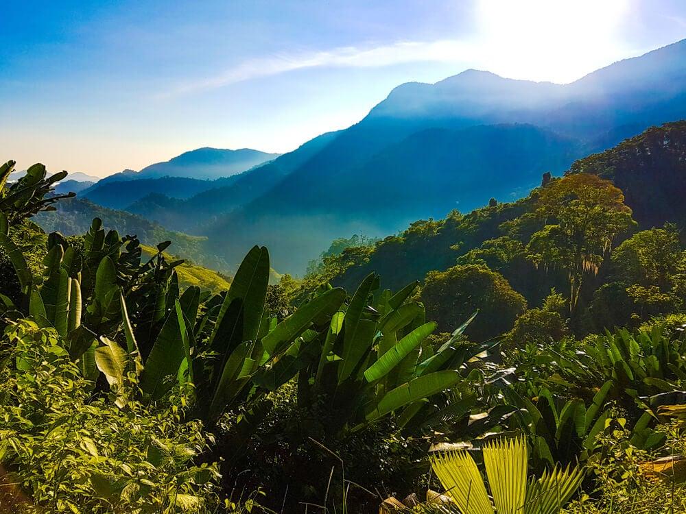 Sierra Nevada de Santa Marta, un parque natural increíble